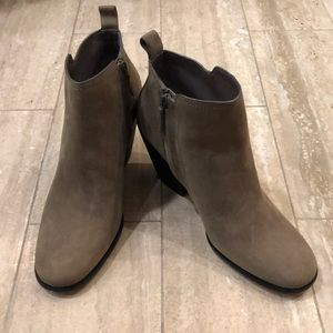 Cole Haan 'Chesney' Round Toe Bootie